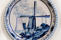 Quasi-Delft Bequest (single plate)